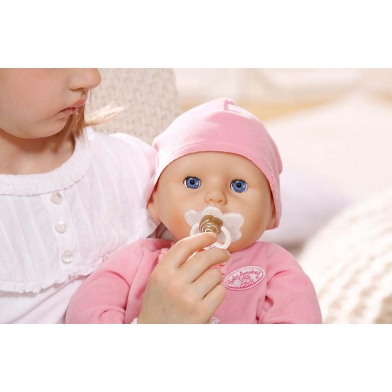 BABY BORN® INTERAKTIIVNE NUKK BABY ANNABELL - XS Mänguasjad