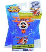 ALPHA SUPER WINGS Transform A Bots! Grand Albert 8 cm Kuju