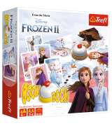 TREFL Frozen 2 BoomBoom lauamäng BALT FIN