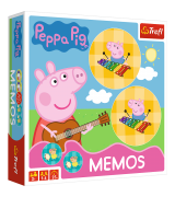 TREFL Memo Põrsas Peppa