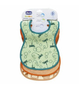 CHICCO Riidest pudipõlled 3tk
