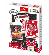 TREFL Kaardimäng Minnie Mouse