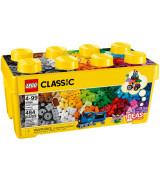 LEGO CLASSIC keskmise suurusega vahva mängukast 10696