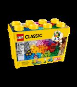 LEGO CLASSIC Suur vahva mängukast 10698