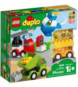 LEGO DUPLO Minu esimesed autod 10886