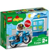 LEGO Duplo Politsei mootorratas