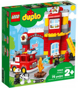 LEGO DUPLO Tuletõrjedepoo 10903
