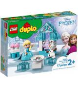 LEGO DUPLO Elsa ja Olafi teepidu 10920