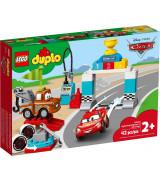 LEGO Duplo Pikne McQueeni võidusõidupäev 10924