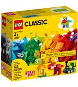 LEGO CLASSIC Klotsid ja ideed 11001