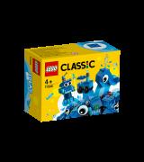 LEGO CLASSIC Sinised loovmänguklotsid 11006