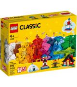 LEGO CLASSIC Klotsid ja majad 11008