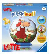 RAVENSBURGER puslepall Lotte 108 tk