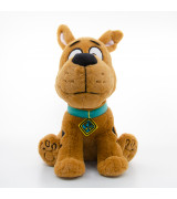 SCOOBY DOO mänguasi istuv beebi Scooby, 20 cm