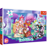 TREFL Maxi Pusle 24 Enchantimals