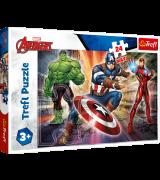 TREFL Maxi Pusle 24 Avengers