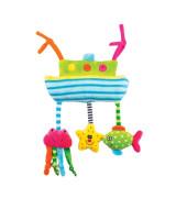 """HAPPY SNAIL Riputatav mänguasi """"Laev"""""""