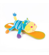 "HAPPY SNAIL Kinnitatav mänguasi Jõehobu ""Hippo Bubba"""