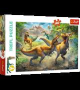 TREFL Pusle 160 Dinosaurused
