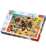 TREFL Pusle 160 Toy Story 4