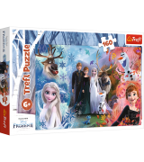 TREFL Pusle 160 Frozen 2