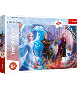 TREFL Pusle 100 Frozen 2
