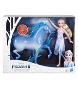 HASBRO DISNEY FROZEN 2 Elsa ja Nokk