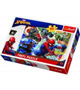 TREFL Pusle 60 Spider-Man