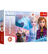 TREFL Pusle 30 Frozen 2