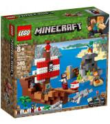 LEGO MINECRAFT Piraadilaeva seiklus 21152