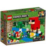 LEGO MINECRAFT Villakasvandus 21153