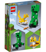 LEGO MINECRAFT BigFig Creeper™ ja Otselot 21156.