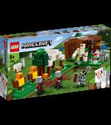 LEGO Minecraft Rüüstajate eelpost 21159