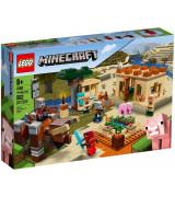 LEGO MINECRAFT Illageride röövretk 21160