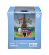 """YOUNG TOYS BT21 Maailmaturnee """"Prantsusmaa"""""""