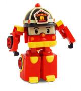 Poli Robocar transformer-robot ROY