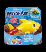 "ZURU BABY SHARK kollane vannimänguasi ""Baby Shark"""