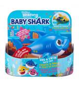 "ZURU BABY SHARK sinine vannimänguasi ""Daddy Shark"""