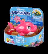 "ZURU BABY SHARK roosa vannimänguasi ""Mummy Shark"""