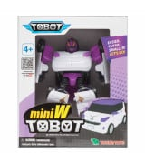 YOUNG TOYS TOBOT Mini Tobot W figuur