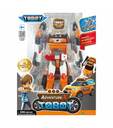 YOUNG TOYS TOBOT Adventure X figuur