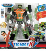 YOUNG TOYS TOBOT K figuur