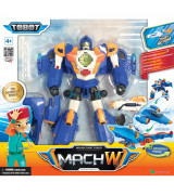 YOUNG TOYS TOBOT Mach W figuur