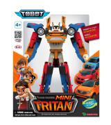 YOUNG TOYS TOBOT Mini Tritan figuur