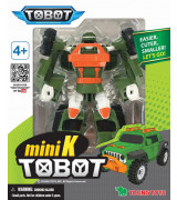 YOUNG TOYS TOBOT Mini Tobot K figuur