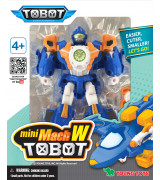YOUNG TOYS TOBOT Mini Tobot Mach W figuur