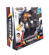 YOUNG TOYS TOBOT K Black figuur