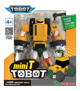 YOUNG TOYS TOBOT Mini Tobot T figuur