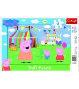 TREFL Pusle 15 Peppa Pig