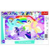 TREFL Pusle raamis 15 My Little Pony